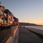 Oceanfront Homes and Condos on The Esplanade of Redondo Beach