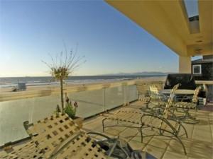 Strand-Balcony