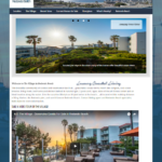 New Real Estate Site Dedicated to The Village and Seascape in Redondo Beach