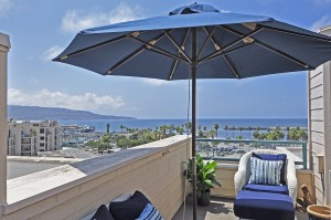Redondo Beach Ocean view real estate