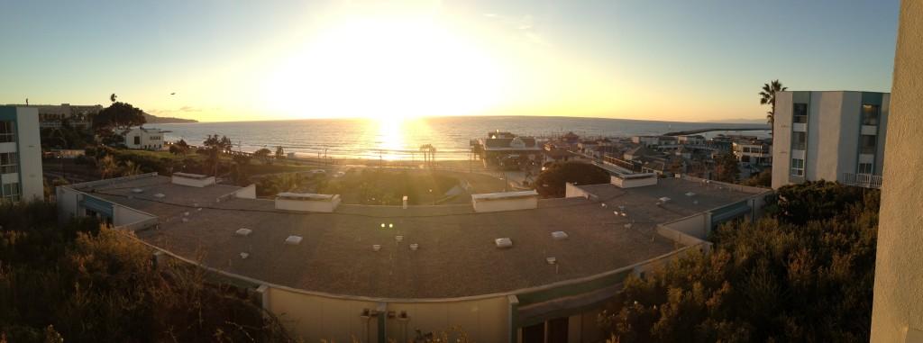 The Village Redondo Panorama Sunset